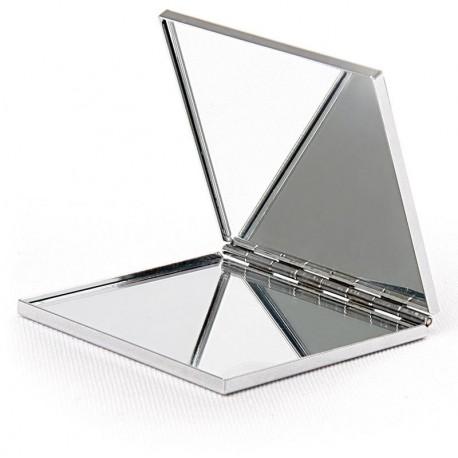 Espejo Acero para bolso Grabado
